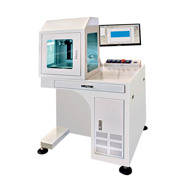 UV Laser Marking Machine 장비 사진